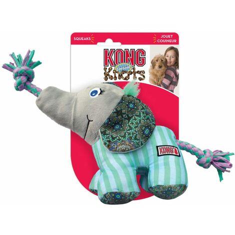 KONG Knots Elephant Taille : S/M