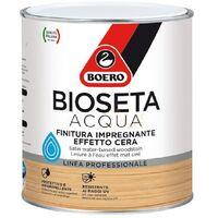 Vernice bioseta acqua Boero Neutro,2500 Lt