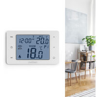 Avidsen HomeFlow W - Thermostat filaire connecté -
