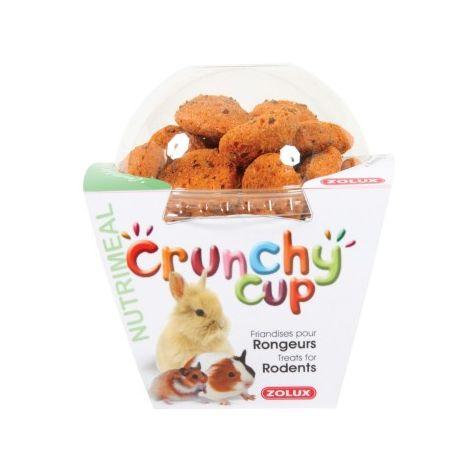 Zolux Crunchy Cup Carotte & Lin
