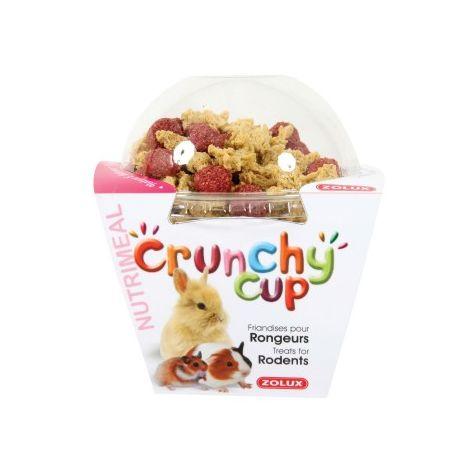 Zolux Crunchy Cup Nature & Betterave - Nuggets & Pellets