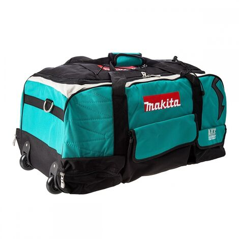 Makita 831279-0 LXT600 Duffel Tool Bag on Wheels