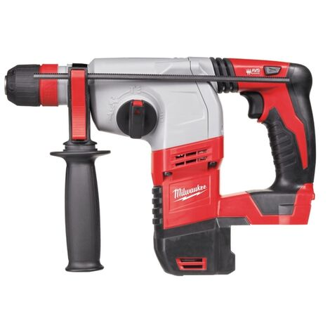 Milwaukee HD18HX-0 18V Heavy Duty 4-Mode SDS Hammer Drill (Body Only)