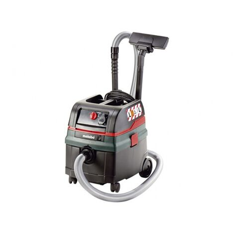 Metabo ASR25 L SC 240V Wet and Dry Vacuum Dust Extractor - 25L