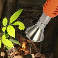 Quick and Easy Weed Burner