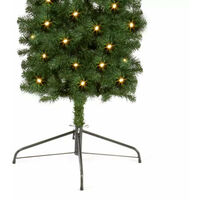 Pre-lit Christmas tree arch - Single