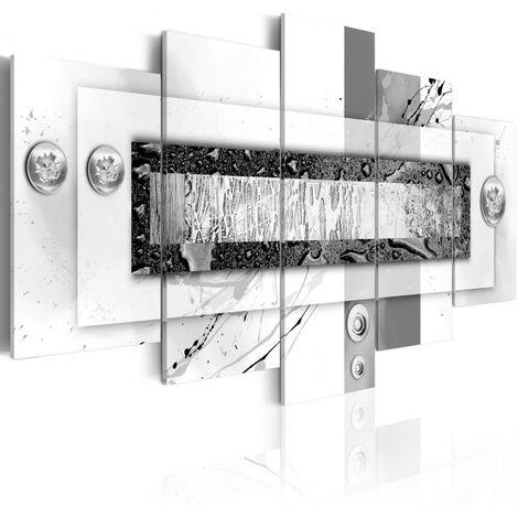 Tableau - Balance grise 100x50