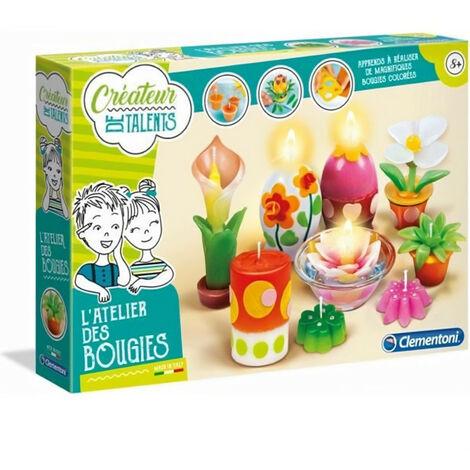 Photo de clementoni-createur-de-talents-latelier-des-bougies