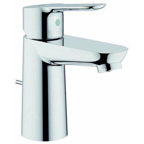 GROHE Robinet mitigeur lavabo Start Edge - Taille S - Chromé
