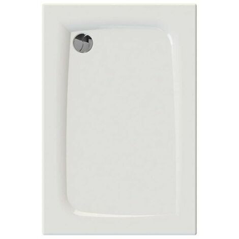 ALLIBERT Receveur de douche Jacana 2 - 120 x 80 cm - Blanc