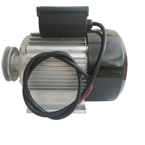 DOMAC Moteur électrique 3cv/230V avec poulie