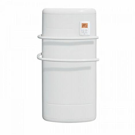 NOIROT CONCILIA D KFK1864FDAJ - Radiateur seche-serviettes 1300W (500+800 soufflerie) - Coloris Blanc - Fabrication Française
