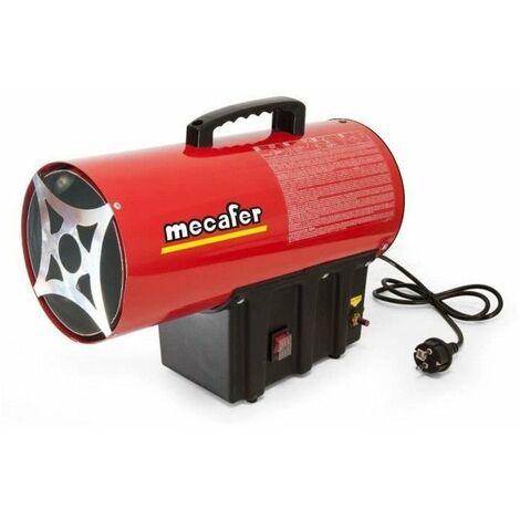 MECAFER Chauffage a gaz avec turbine incorporée 30000 W MH30000G
