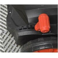 ELEM GARDEN Scarificateur - Emmousseur électrique 1500 W