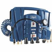 Scheppach Compresseur portatif AIR FORCE 4 - 8 bars - 180L/min - 1.5CV