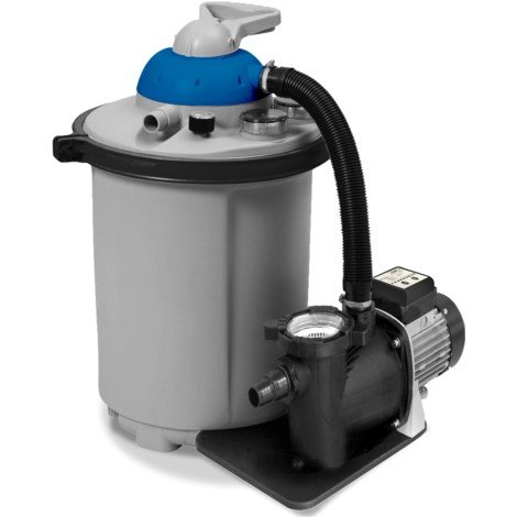 Pompe Combo 10 (pompe timer+cuve+Aqualoon) 35m3