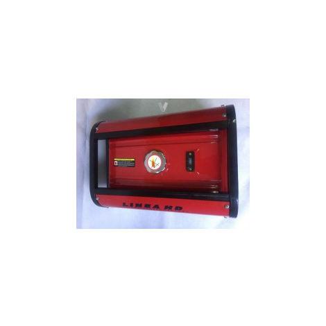 Generador Insonorizado Con Ruedas Hd5500Sf