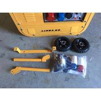 Generador Electrico Con Ruedas insonorizado con AVR