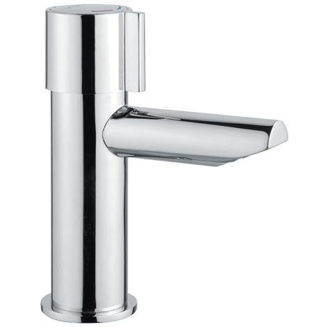 Idral Mezclador temporizado lavabo coleción Minimal 800.12   cromado brillante