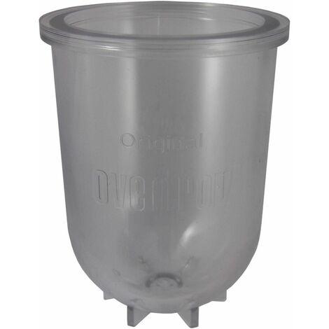 Godet plastique pour filtre