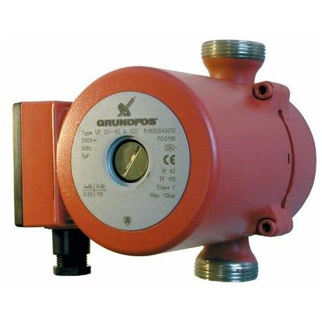 Circulateur domestique UP N - Filetage : 40x49<br>Type : 25-55N<br>Entraxe : 180