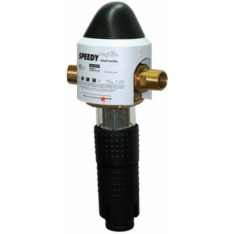 Filtre de protection à rétrolavage SPEEDY - LongLife - JSY - LF - Diamètre : 20 x 27