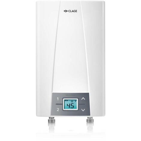 Chauffe-eau électronique instantané pour douche et lavabo - CEX 9 - U ELECTRONIC MPS 6 - installation sous plan