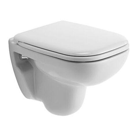 Cuvette de WC suspendue D-code COMPACT - Couleur: BLANC