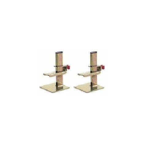 Kit support règle - Kit support règle - 30 cm