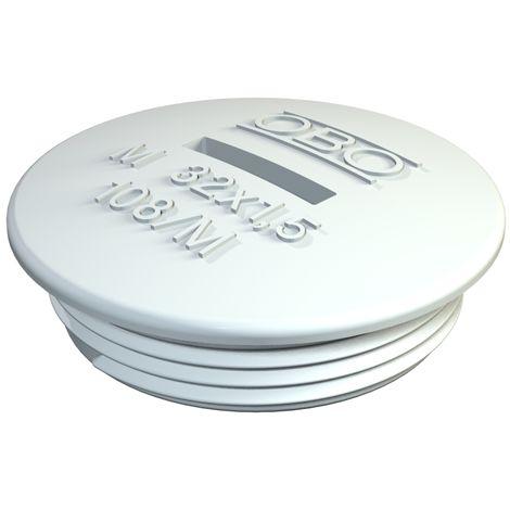 Tapón roscado M20 108 M20 PS OBO 2033011