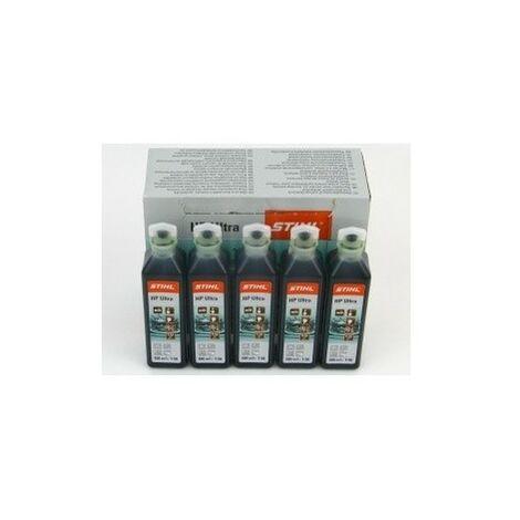 Stihl 07813198060 HP Ultra Zweitaktmotorenöl 10x100ml Zweitaktöl Mischöl
