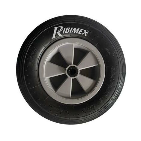Roue gonflable pour brouette 400x105x20