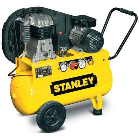 Compresseur d'air 50 L 2CV Stanley B 255/10/50