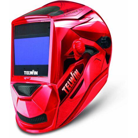 Masque de soudage auto-durcissant Telwin Vantage Red XL
