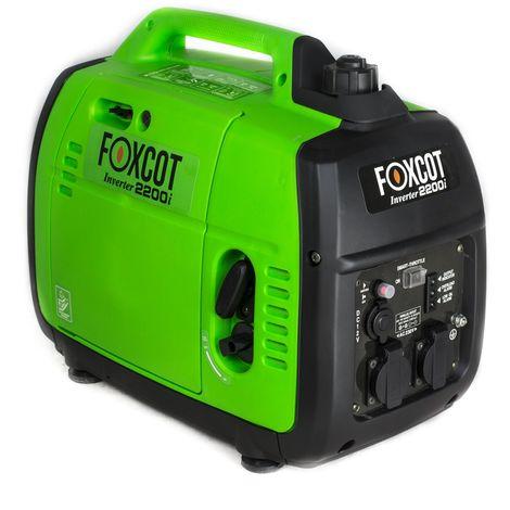 Generateur inverter 2,2 KW Foxcot GT-2200i silencieux - -