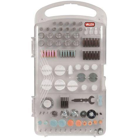 Jeu d'accessoires Valex 1461577 outils multifonctions