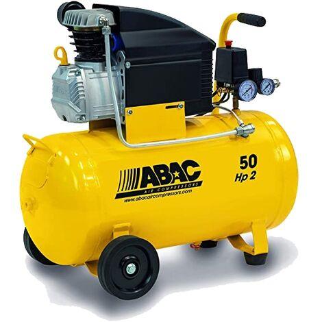 Compresseur d'air 50L 2 CV Abac Montecarlo B20 Baseline