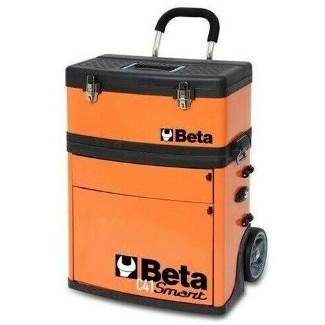 Beta trolley c41s smart carrello portautensili a 2 moduli per utensili offerta
