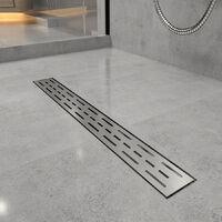 SIRHONA Porte de douche 100x190cm transparente 8mm verre facile