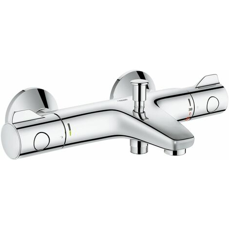 GROHE Grohtherm 800 Mitigeur thermostatique Bain/Douche mural
