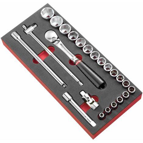 Composition et assortiment d'outils pour servantes FACOM MODM.SL1