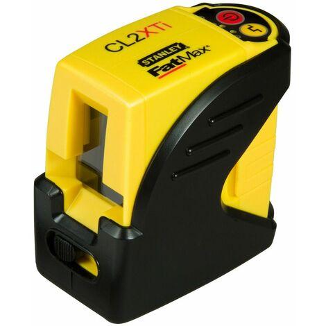 Niveau Laser - Croix - Automatique - Intérieur/Extérieur - CL2XTI - STANLEY, 1-77-121