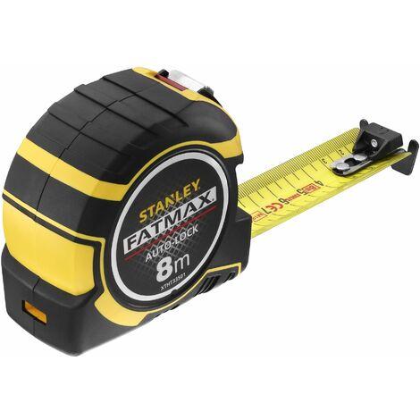 Mesure Blade Armor - 8 m x 32 mm - Magnétique - Autolock - FATMAX - STANLEY, XTHT0-33501