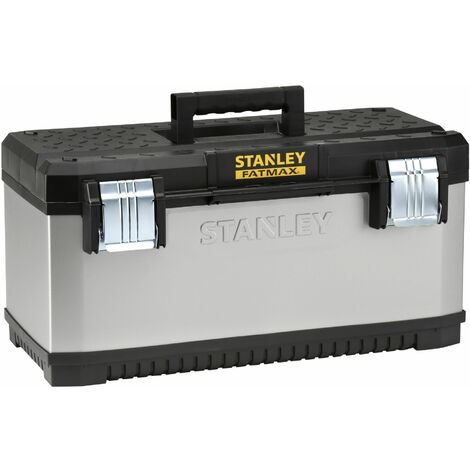 Boîte à Outils - 26 kg Max - 58,4 x 29,3 x 29,5 cm - FATMAX - STANLEY, 1-95-616