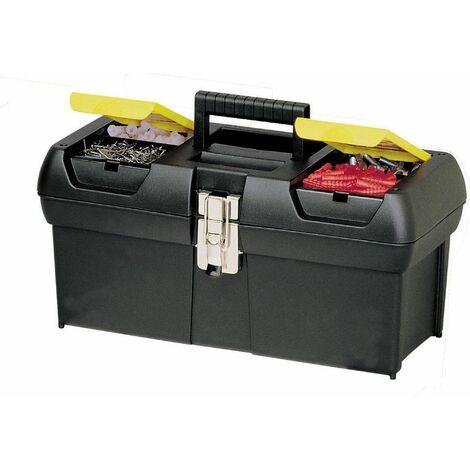 Boîte à Outils - Série Pro - 41,1 x 19,9 x 18,5 cm - STANLEY, 1-92-065