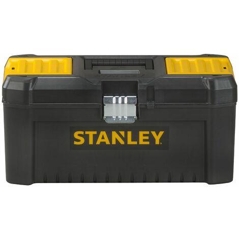 Boîte à Outils - Classic Line - Attache Métal - 40,6 x 20,5 x 19,5 cm - STANLEY, STST1-75518