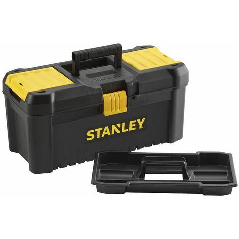 Boîte à Outils - Classic Line - Attache Plastique - 40,6 x 20,5 x 19,5 cm - STANLEY, STST1-75517