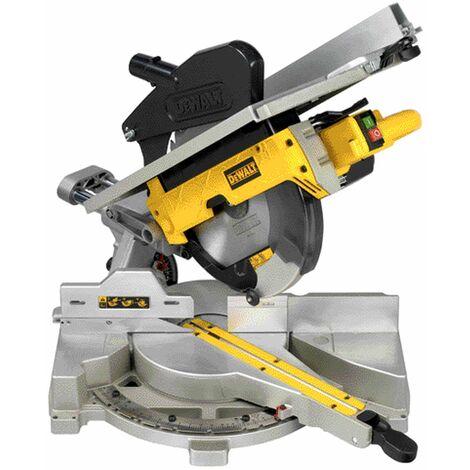 Scie à Onglets Radiale et à Table Supérieure - 1500 W - 3000 t/min - 305 mm - DEWALT, D27111-QS