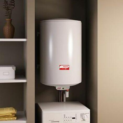 Chauffe-eau électrique Duralis ACI Hybride 150L vertical mural compact THERMOR