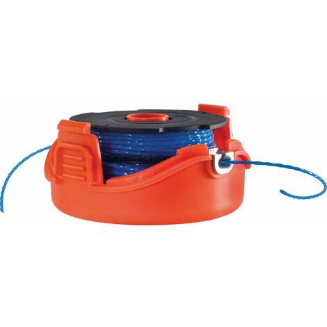 Cassette reflex plus Bobines de 2 x 6 mètres de fil - Diamètre du fil 1,6 mm A6442-XJ
